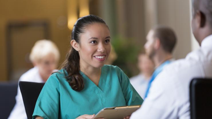 Nurse interview