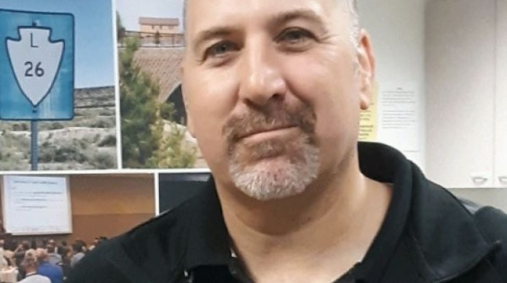 image of Wes, who received career planing and job search help through CareerForce