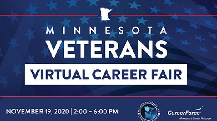 Minnesota Veterans Virtual Career Fair