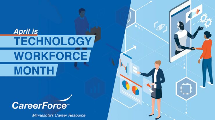 April is Technology Workforce Month