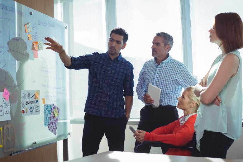 workforce planning meeting