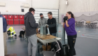 students and construction experts at Construct Tomorrow event