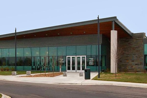 Forest Lake CareerForce Location (exterior)