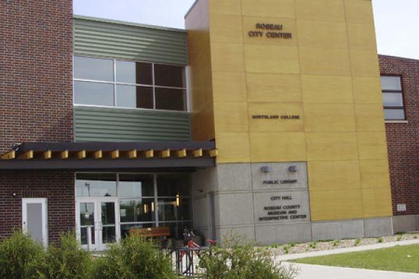 Roseau CareerForce Location (exterior)