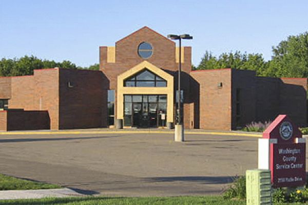 Woodbury CareerForce Location (exterior)