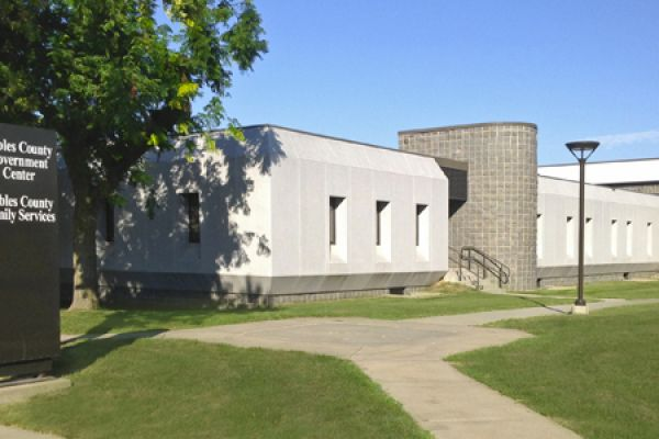Worthington CareerForce Location (exterior)