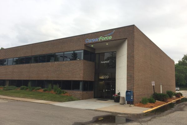Bloomington CareerForce location (exterior)