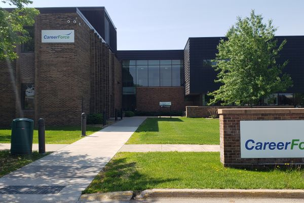 St. Cloud CareerForce Location (exterior)