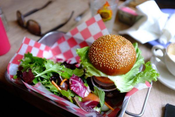 image of hamburger