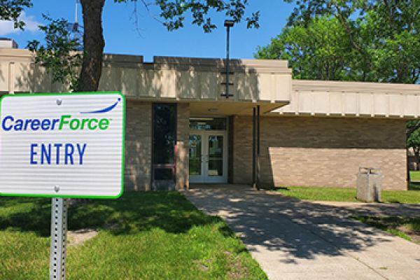 Fergus Falls CareerForce Location (exterior)