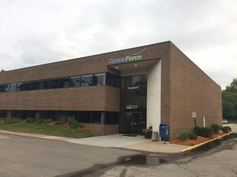 Bloomington CareerForce location (exterior)