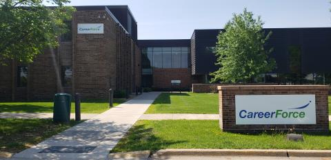 St. Cloud CareerForce Location (exterior)