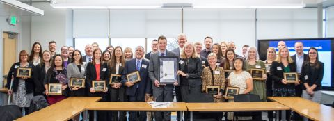 photo of MN Minnesota employers honored for creating workplaces that welcome people with disabilities