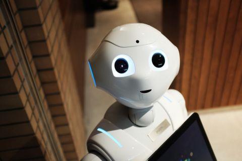 image of cartoon robot