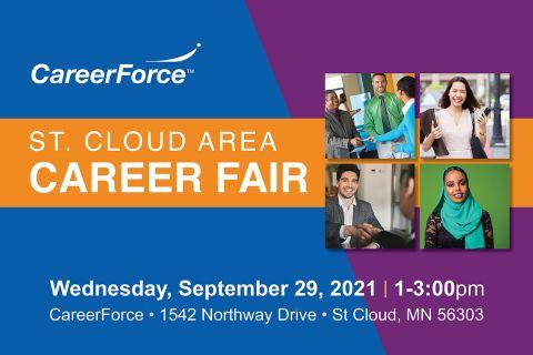 St. Cloud Area Career Fair