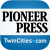 Twin cities pioneer press logo